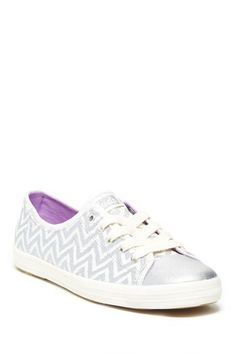 I'd rock these 24/7 Rally Chevron Sneaker by Keds on @HauteLook