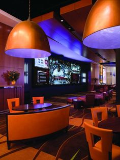 Sports Bar Design   National Pastime Sports Bar