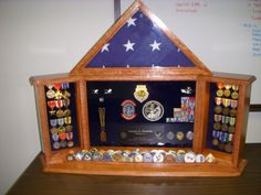 military medal display cases - Google Search
