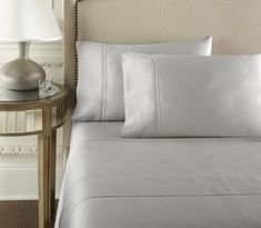 Shop our Collection of 100% Certified Egyptian Cotton Sheets. Transform your bedroom with our luxurious & eco-friendly sheets. 100% pure Egyptian Cotton. Shop soft, silky, and smooth bed sheets now! Tan Bedding, Luxury Bedding, Bedding Sets, Cotton Sheet Sets, Bed Sheet Sets, Bed Sheets, Fitted Sheets, White Sheets, Bed Wrap