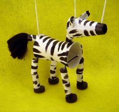 Marionette Zebra