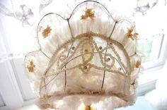 wedding crown via rosemille