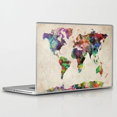 christmas list: laptop skin