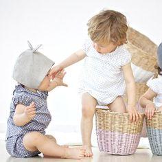 Blusita Baby Stars Blanco by B&S Clothes | BelandSoph.com