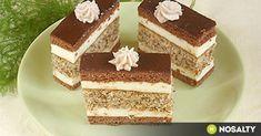 Krispie Treats, Rice Krispies, Cake Bars, Vanilla Cake, Tiramisu, Gingerbread, Cake Recipes, Food And Drink, Sweets