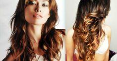 Perché danneggiare i capelli con tinte e decolorazioni quando possiamo schiarire i capelli naturalmente con ingredienti naturali? Ecco 6 metodi infallibili!