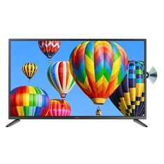 """Teac 40"""" FHD LED LCD TV with Integrated DVD Player"""
