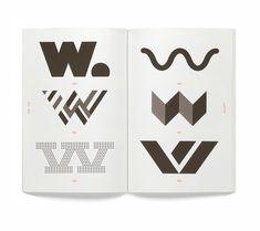 """Des logos en toutes lettres ! Counter Print a dévoilé son petit dernier : """"Alphabet Logo""""."""