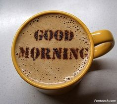 Good Morning Coffe Pictures