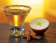 Apple butter coctail