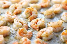 Easy Ginger Lime Roasted Shrimp Recipe - She Wears Many Hats
