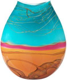 Heather and John Fields Sedona Vases