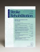 Exercise in Stroke. Pinned by pttoolkit.com your source for geriatric physical therapy resources