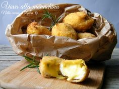 uova alla monachina - nella cucina di laura