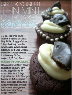 These cupcakes are an absolute must make! For... | Pieces in Progress: Living fit, healthy, & happy!