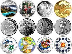 Numismatica Visual | Monedas, monedas y más monedas