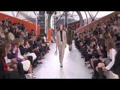 Louis Vuitton Women's Fall 2015 Fashion Show Highlights...