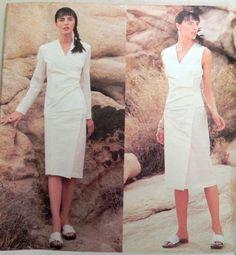 Vogue 2437 Issey Miyake sewing pattern Jacket by retroactivefuture, $55.00