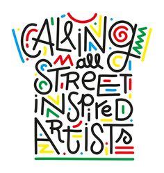 grafikr's inspiration (Collected By SANGHYUK MOON) t shirt design typography…