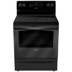 Limited Supply Click Image Above Evolution 300 Series Electric Range Black