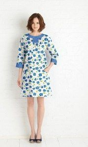 Gwen from Gwenny Penny and Chris from Pickup Some Creativity are teaming up to bring you a sew-along for the Lisette Portfolio dress.This is such a pretty dress! Get the details on the sew-along…