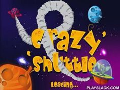 CrazyShuttle  Android Game - playslack.com , You need to move from one planet to another. The fast you will do it, the more stars you will attain. Touch the screen at the time when you pass the next planet. In the game there re some interesting levels and 2 game methods. In Time method you should complete 5 ellipses in a minor time. And it is essential to pass 2 ellipses without any nonaccomplishment in Combo method.
