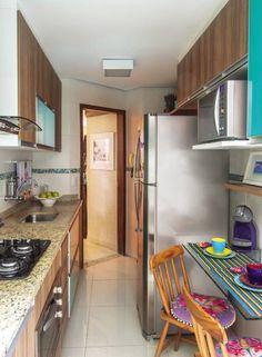 Kitchen Furniture, Furniture Design, Mini Kitchen, Updated Kitchen, Beautiful Kitchens, Home Kitchens, Living Room Decor, Sweet Home, New Homes