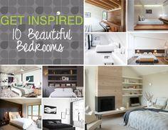 Inspiration : 10 Beautiful Master Bedrooms