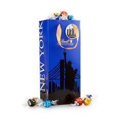 Create Your Own LINDOR Truffles New York 75-pc Gift Bag