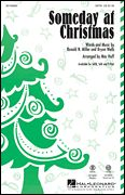 (SATB) Filled with the universal hope for peace on earth, this soulful Stevie Wonder song evokes heartwarming memories of Christmases past. Released as a single in 1966, in 2015 it received renewed interest as Stevie performed it with Andra Day.