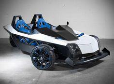 Trikes, triciclos o autos de tres ruedas eléctricos que revolucionaran el futuro. | Quiero más diseño