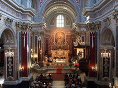 """Oria le foto più belle della città, degli eventi, delle persone.: La Basilica Cattedrale """"Maria SS. Assunta"""" Sec. XV..."""