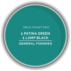 Create this Custom Color Milk Paint Mix by mixing 1 part Coastal Blue Milk Paint and 4 parts Persian Blue Milk Paint Persian Blue, Paint Color Schemes, Paint Line, General Finishes, Interior Paint Colors, Paint Colours, Paint Stain, Milk Paint, Painting Cabinets