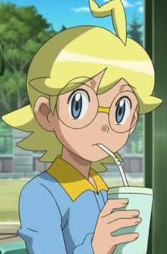 Cute pic of Clemont!♡
