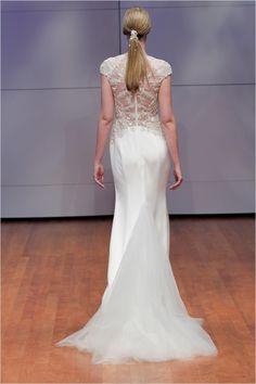 #Rivini #weddingdress #fashion #runway @weddingchicks