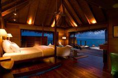 Chambre avec vue... sur l'océan !