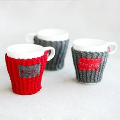 10 cup cozies for yo