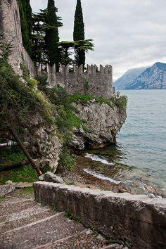 Malcesine, Verona, Veneto, Italy #italy #beauty #travel #cruise