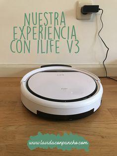 Te contamos nuestra experiencia con Ilife V3. #lifestyle #consejos #recomendaciones #blogdeperros #vidaconperros #aspiradorrobot  #aspirador #vacum #pelosdeperro #perros #blogdeperros Robot, Vacuums, Blog, Dust Extractor, Tips, Dogs, Life, Vacuum Cleaners, Robotics
