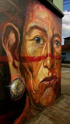 FOTO: MAYA CARLINA Maya, Painting, Painting Art, Paintings, Painted Canvas, Maya Civilization, Drawings