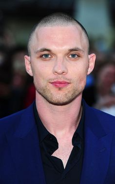 Ed Skrein. WELL I THOUGHT IF HE WAS GOING TO BE REPLACING JASON STATHAM ...WE SHOULD HAVE A GOOD LOOK AT HIM! SMILE. SO GIRLS WHAT DO YOU THINK? HE IS HOT BUT SO IS JASON?! OK, KEEP BOTH! PROBLEM SOLVED!