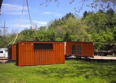 shipping container,
