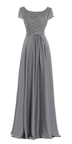 FactoryOffers Gray Crystal Cap Sleeves Chffion Mother Of The Bride Dresses Long Factoryoffers http://www.amazon.com/dp/B0148KDEXC/ref=cm_sw_r_pi_dp_DOR-vb1V6SVC6