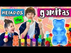 Ositos de Goma Caseros | Fáciles y Rápidos - YouTube