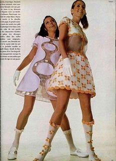 60s And 70s Fashion, 60 Fashion, Couture Fashion, Retro Fashion, Vintage Fashion, Fashion Outfits, Fashion Design, 70s Mode, Vintage Outfits