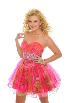 Precious Formals P10396 at Prom Dress Shop