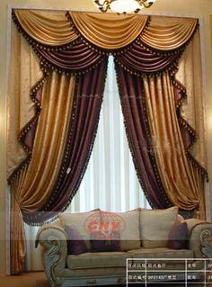 unique+curtains | CUSTOM CURTAIN DESIGN