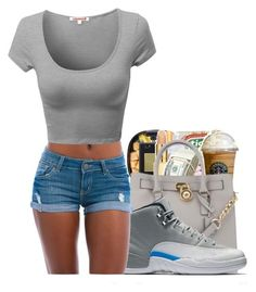 """""""Jus made a ig go follow me @ maiya.3xx"""" by maiyaxbabyyy ❤ liked on Polyvore"""