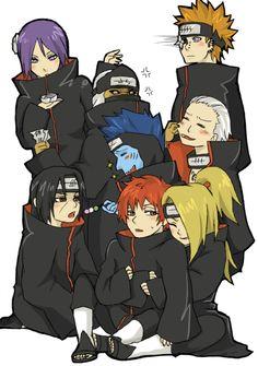 Akatsuki gang ^J^