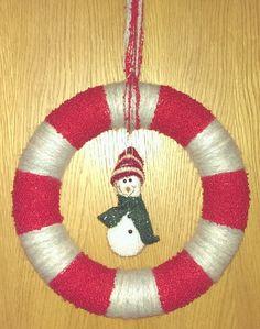 christmas wreat Tree Skirts, Workshop, Christmas Tree, Holiday Decor, Home Decor, Teal Christmas Tree, Homemade Home Decor, Atelier, Xmas Trees